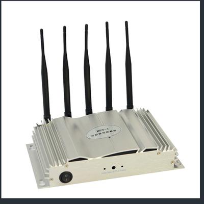学校专用五通道4G信号屏蔽器